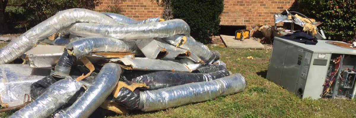 duct replacement services